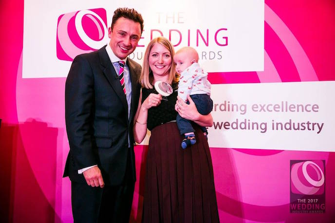 Award Winning Wedding Stationers TWIA 2016: Casey Blackmore, Owner & Creator, Oyster & Pearl Design