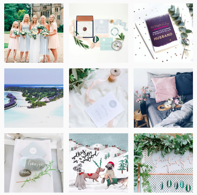 Paper Knots Instagram Account stationers should be following