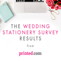 The wedding stationery survey results