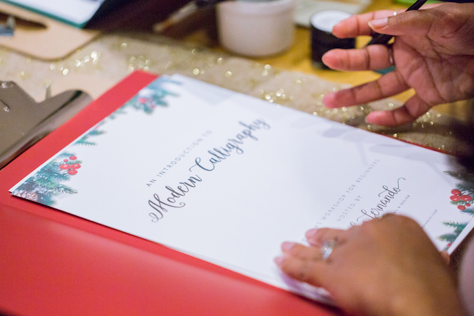 Calligraphy: how to turn your hobby into business?