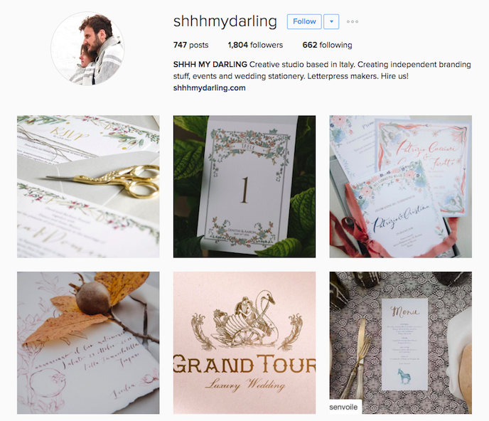 Shh my darling Instagram Account stationers should be following