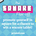 The Square Flair-Off: meet the finalists!