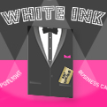 printed.com launches white ink business cards