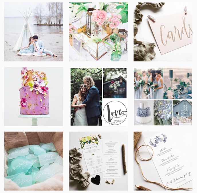 Wonderland Invites Instagram Account stationers should be following