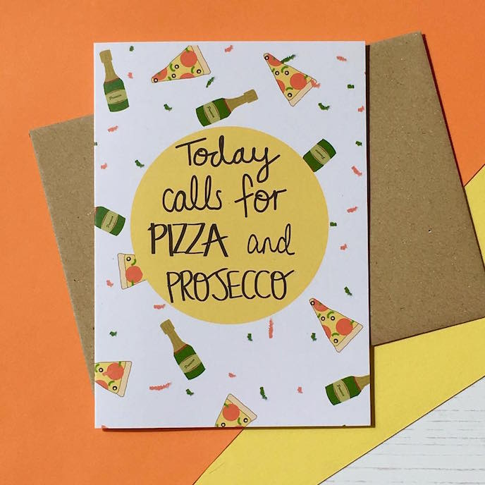 Friday's Favourites: Get your Fresh Design Fix: Greeting cards by Better Half Full