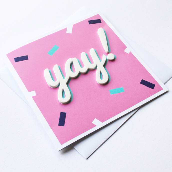 Inspiration for Late Summer: Greeting Cards by Fruit Salad Studio