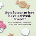 New lower prices have arrived! Sweet!