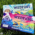 Festival fun with Wedfest