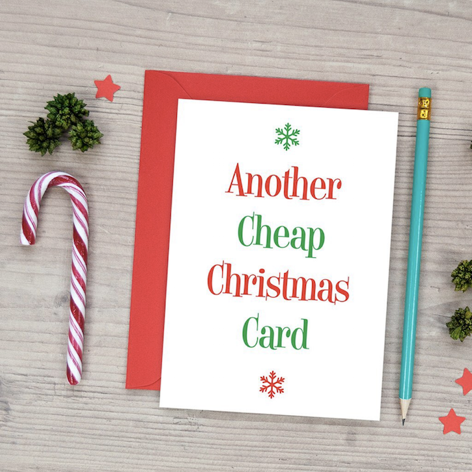 Friday's Favourites: Celebration Christmas Prints . Greeting Cards by Wedfest