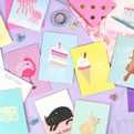 #ProudlyPrinted - the Greeting Cards edition