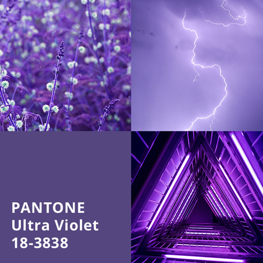 Top Drawer S/S18: pantone ultraviolet pictures, lavanda, thunderstorm and a tunnel