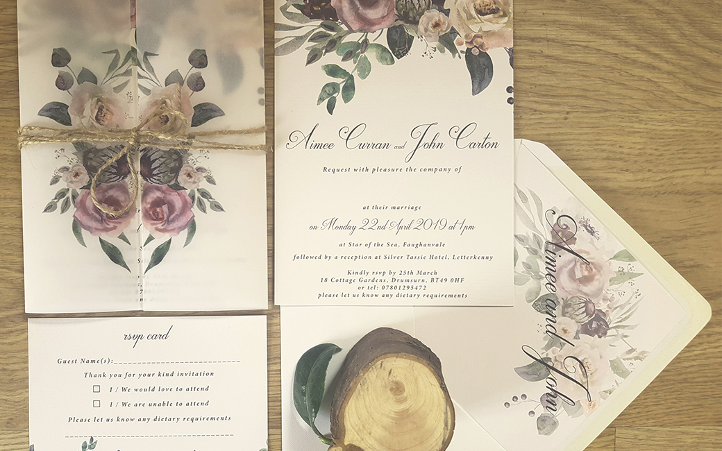 Visit I do Invitations